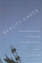 Reality check : the distributional impact of privatization in developing countries