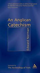 An Anglican catechism
