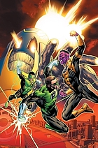 Green Lantern : the Sinestro Corps war