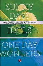 The Sunil Gavaskar omnibus