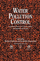 Water pollution control a guide to the use of water quality management principles