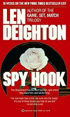 Spy hook : a novel