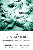 The Elgin marbles : should they be returned to Greece