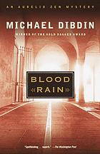Blood rain : an Aurelio Zen mystery