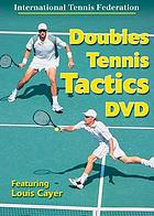 Doubles tennis tactics [dvd]