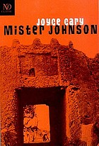 Mister Johnson : a novel
