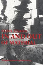 Tony Cragg : in and out of material