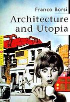 Architecture and utopia
