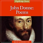 John Donne selected poems