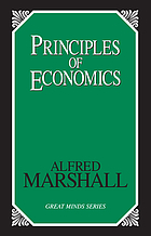 Principles of economics : an introductory volume