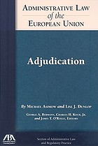 Administrative law of the European Union
