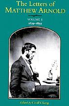 The letters of Matthew ArnoldThe letters of Matthew Arnold