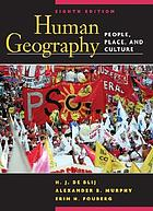 Human geography : people, place, and culture
