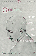 The sorrows of young Werther, and Novella