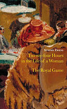 Twenty-four hours in the life of a woman ; The royal game