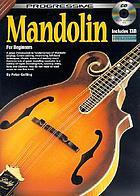 Progressive mandolin
