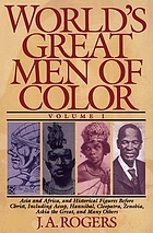 World's great men of color.