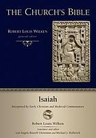 Isaiah : interpreted by early Christian and medieval commentators