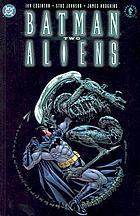 Batman Aliens two