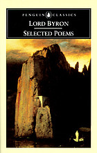 Lord Byron : selected poems