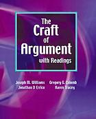 The craft of argument, with readings