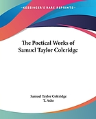The poetical works of Samuel Taylor Coleridge