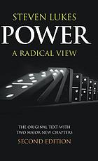 Power : a radical view