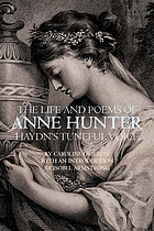 The life and poems of Anne Hunter : Haydn's tuneful voice