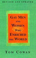 Gay men & women who enriched the world