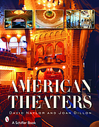 American theaters : performance halls of the nineteenth century