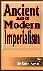 Ancient and modern imperialism