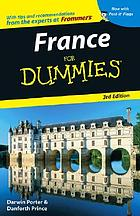 France For Dummies, 3rd Edition