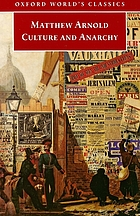 Culture and anarchyCulture and anarchy