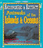 Animals of the islands and oceans