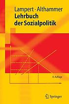 Lehrbuch der Sozialpolitik : mit 13 Abbildungen und 39 Tabellen