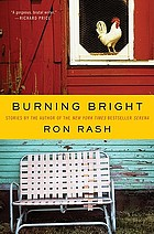 Burning bright : stories