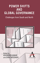 Power shifts and global governance challenges from south and north