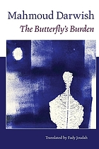 The butterfly's burden : poems