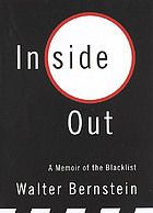 Inside out : a memoir of the blacklist