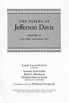 The papers of Jefferson Davis / June 1865 - December 1870