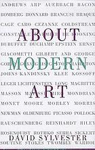 About modern art : critical essays, 1948-1997