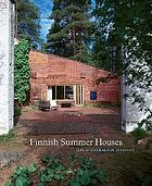 Finnish summer houses