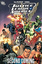 Justice League of America : second coming