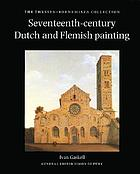 Seventeenth-century Dutch and Flemish painting