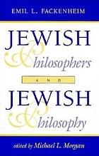 Jewish philosophers and Jewish philosophy