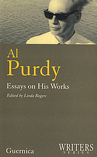 Al Purdy : essays on his works