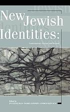 New Jewish identities : contemporary Europe and beyond