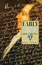 Early Mormon documents