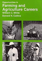 Opportunities in farming and agriculture careers