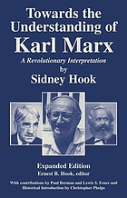 Towards the understanding of Karl Marx, a revolutionary interpretation